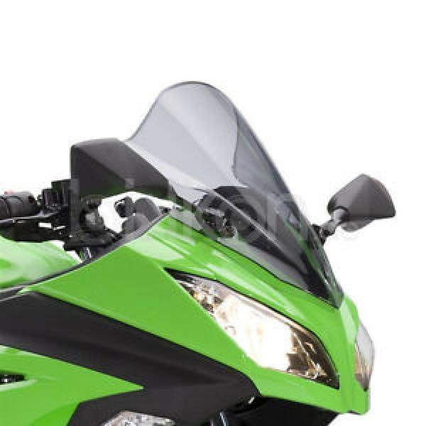 Kawasaki Ninja 300 Windshield bubble smoke