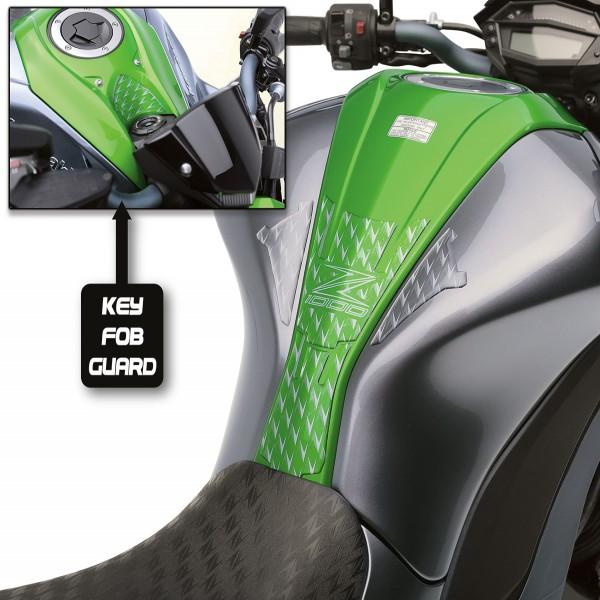 Kawasaki tank pad incl. key fob guard Z1000