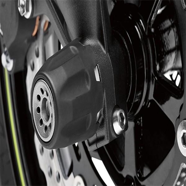 Kawasaki front axle protector slider Z1000