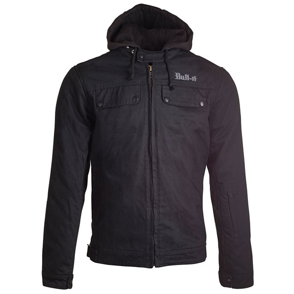 Bull-it Covec SR6 17 Carbon Textile Jacket - Black