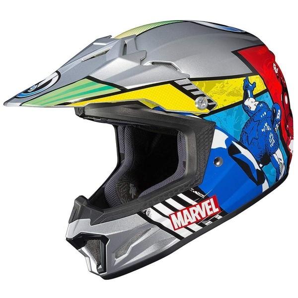 HJC CL-XY 2 Marvel Avengers Youth Motocross Helmet