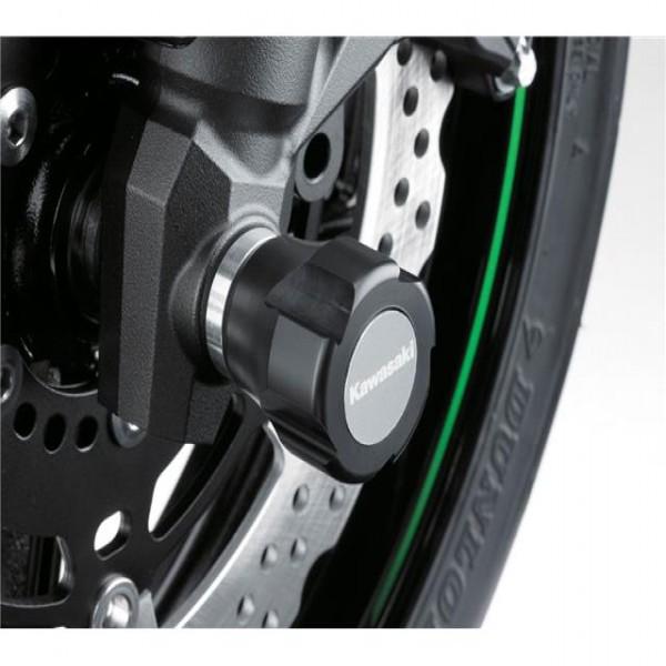 Kawasaki Z800 Front axle protector - FREE UK SHIPPING