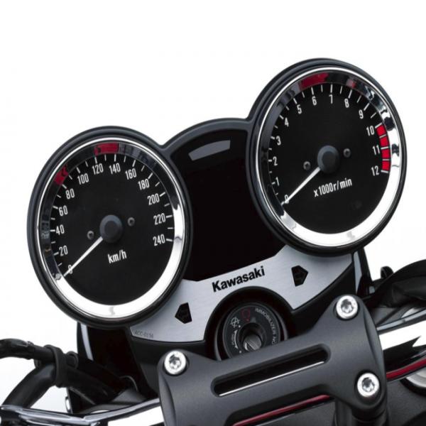 Kawasaki Z900RS Indicator cover Aluminium