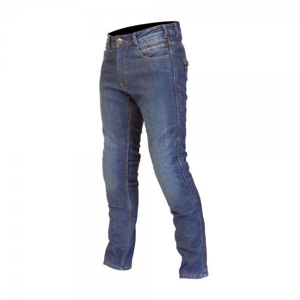 Merlin Route One Mason Waterproof Jeans Blue