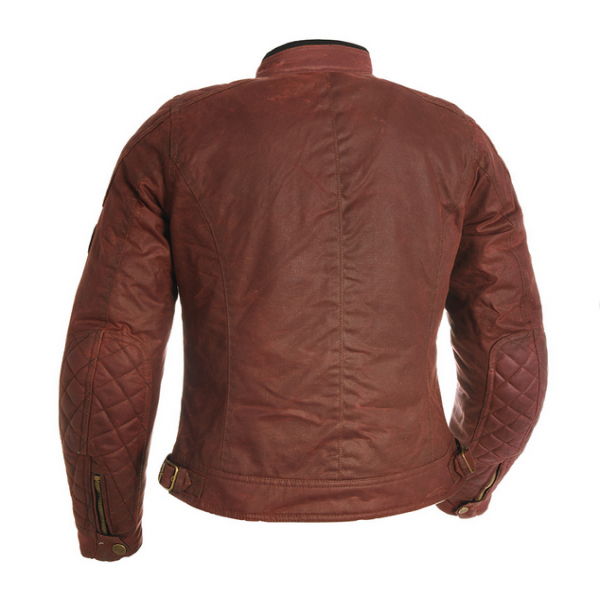Oxford Holwell 1.0 Women's Jacket Red