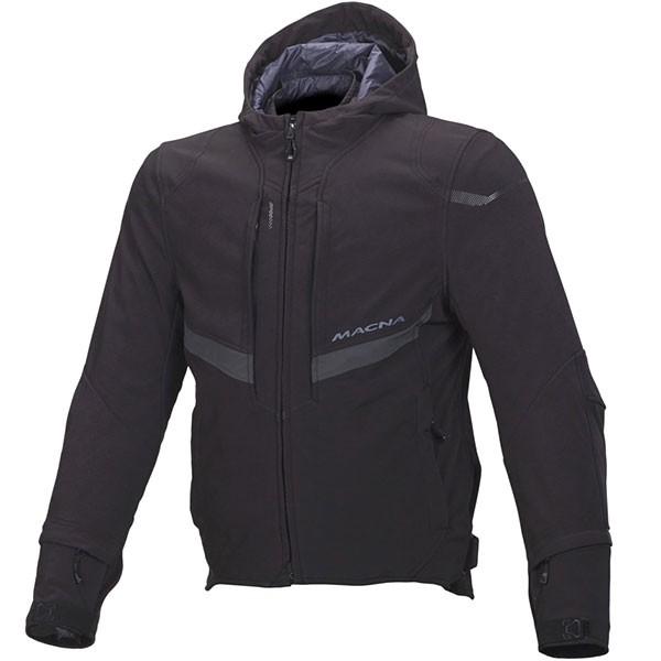 Macna Habitat Textile Jacket Black