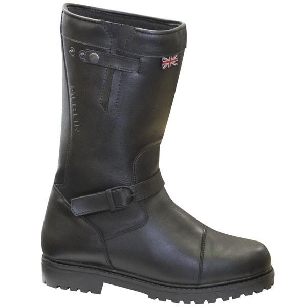 Merlin Keele Waterproof Boots Black