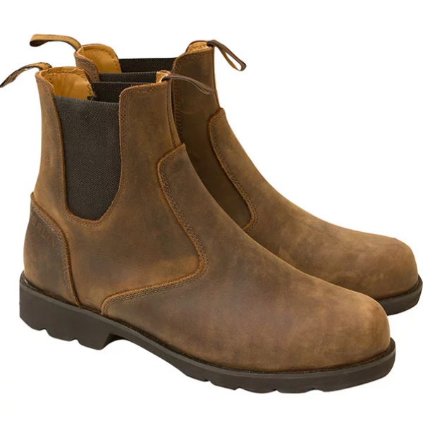 Merlin G24 Stockwell Boots Brown