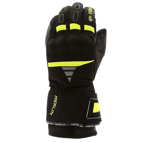 Merlin Titan Outlast Waterproof Gloves Black/Flo