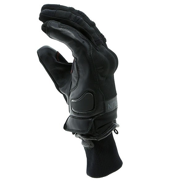 Merlin Leather & Textile Orion Outlast Gloves Black