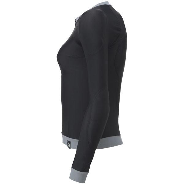 Knox Ladies Action Shirt Black/Grey