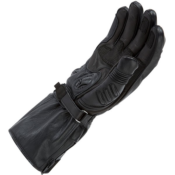 Knox Covert Leather Gloves MKII Black