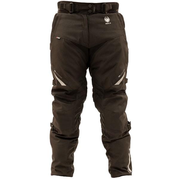 Merlin Ladies Carina Outlast Jeans - Short Leg Black