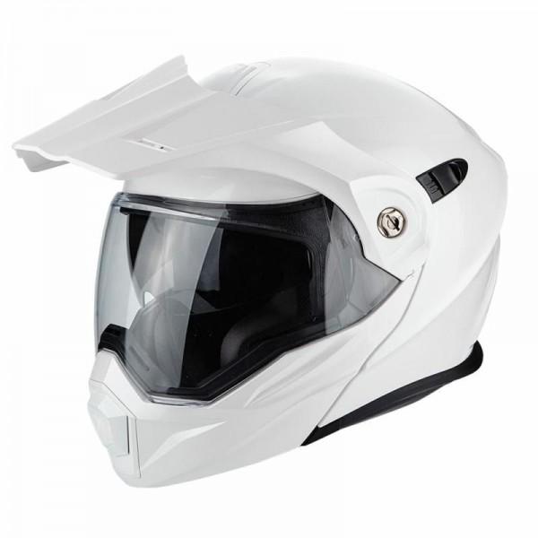 Scorpion ADX-1 Helmet Pearl White