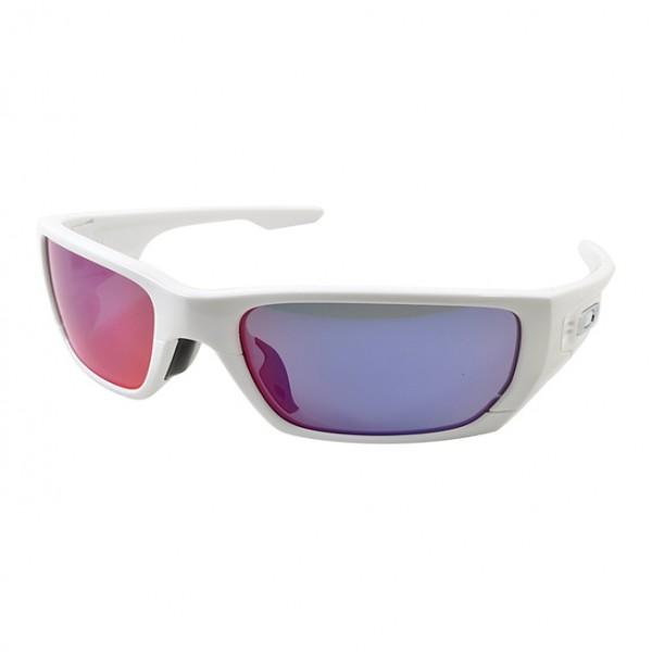 Platinum White & Iridium Style Switch Sunglasses