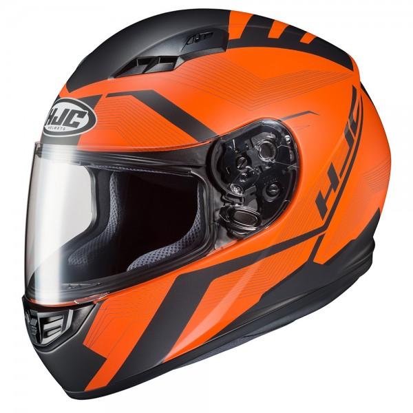HJC CS-15 Faren  Orange