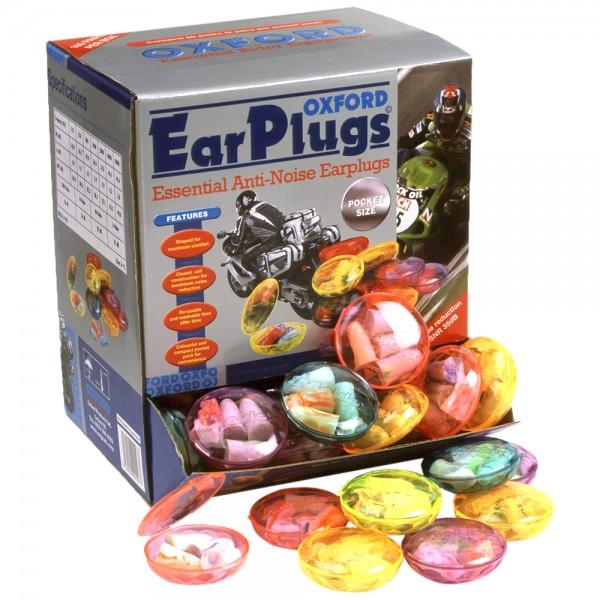 Oxford Ear plugs (100 POCKET PAKS) SNR35