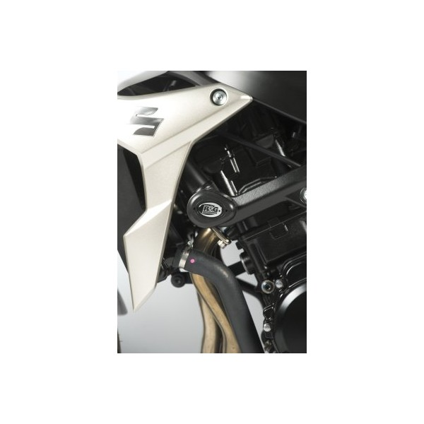 R&G Crash Protectors - Aero Style for GSR750 CP0287BL
