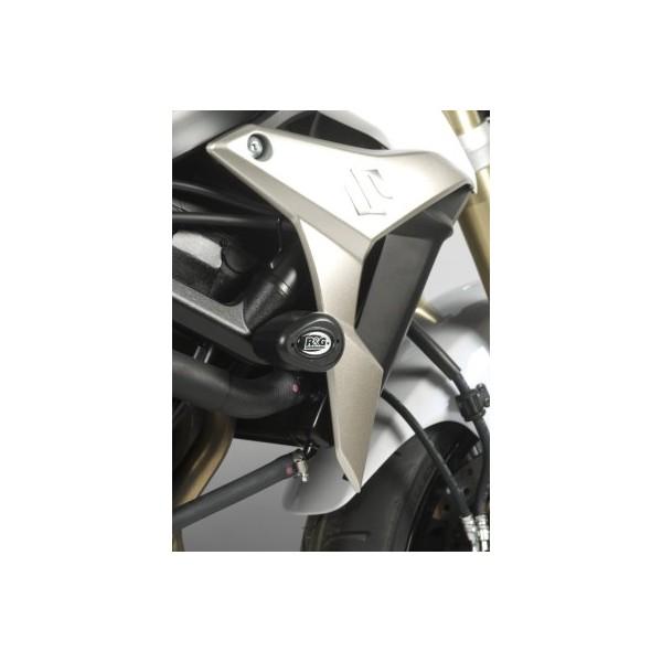 R&G Crash Protectors - Aero Style for GSR750 CP0287BL