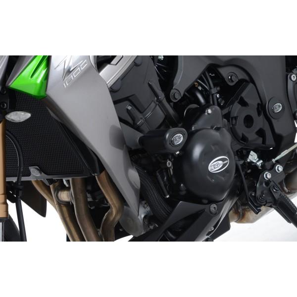 Aero Crash Protectors - Aero Style for Kawasaki Z1000 '10- and Z1000R '17- models
