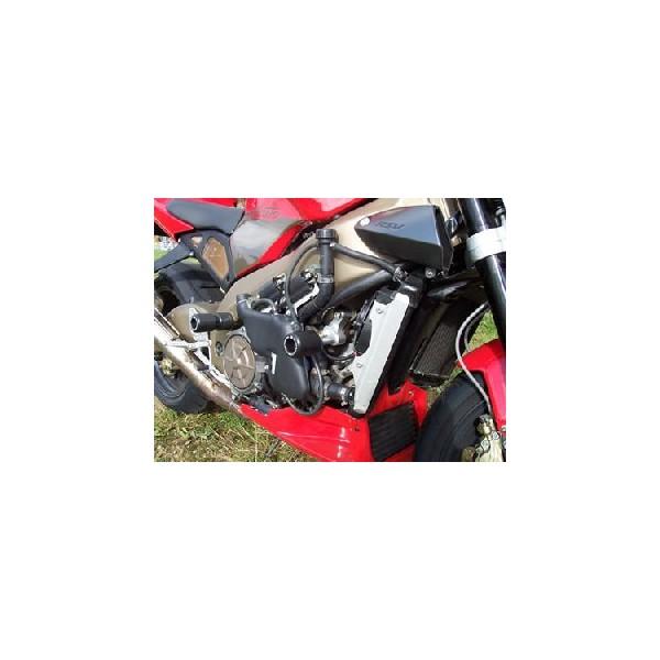 Crash Protectors - Classic Style For Aprilia Tuono '03 - '05 - CP0134BL