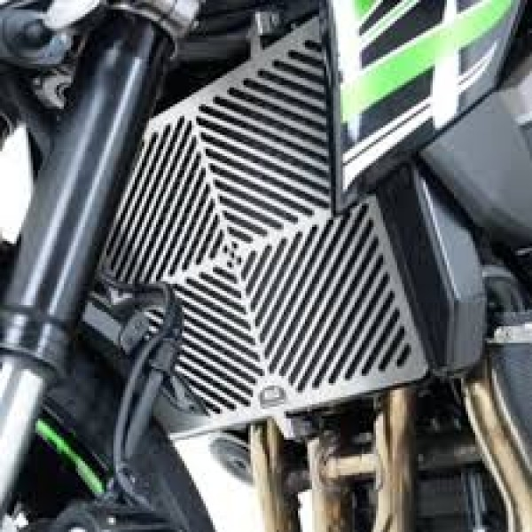 Stainless Steel Radiator Guard for Kawasaki Z900RS 2018-