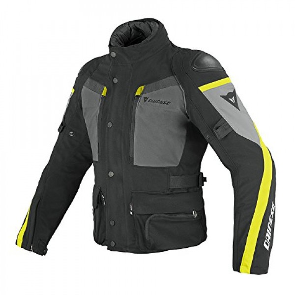 Dainese Carve Master 2 Gore-Tex Jacket - Black / Flou / Grey