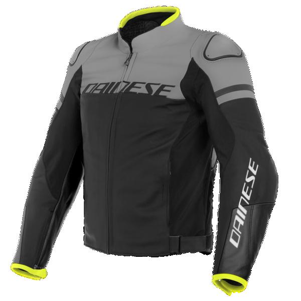 Dainese Agile Jacket - Black/Grey