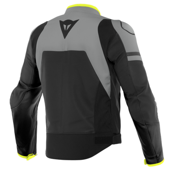 Dainese Agile Jacket - Black/Grey