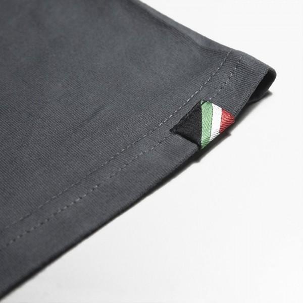 Benelli Leoncino T-Shirt Grey