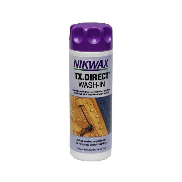 Nikwax TX Direct Wash In 1 LTR [Box 6] Single