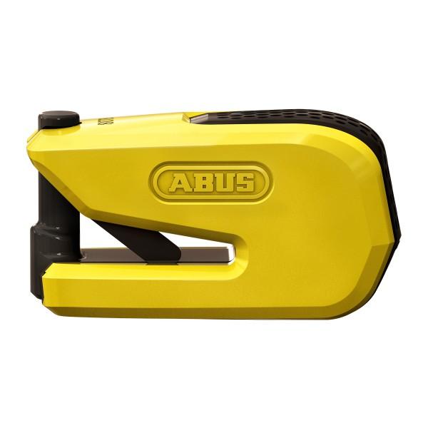 Abus Smart X Detecto 8078 Disc Lock Yellow