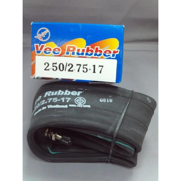 Vee Rubber Inner Tube 250/275 X 17 (TR6)