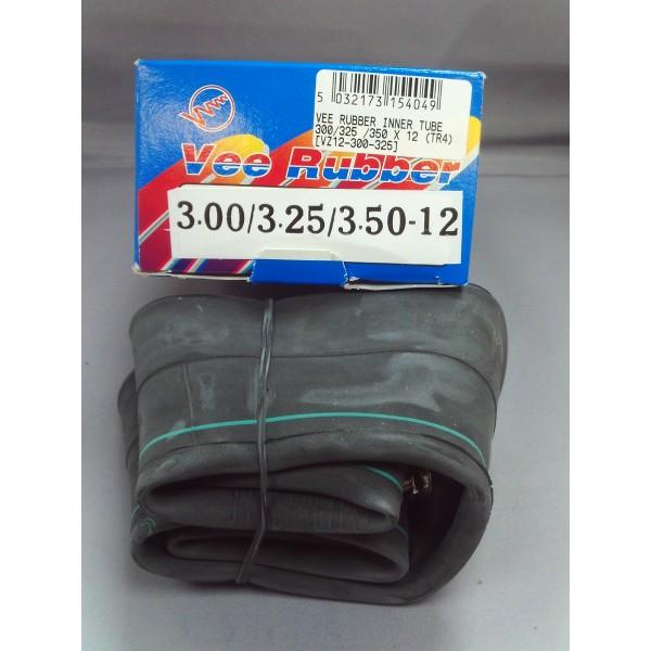 Vee Rubber Inner Tube 300/325 /350 X 12 (TR4)