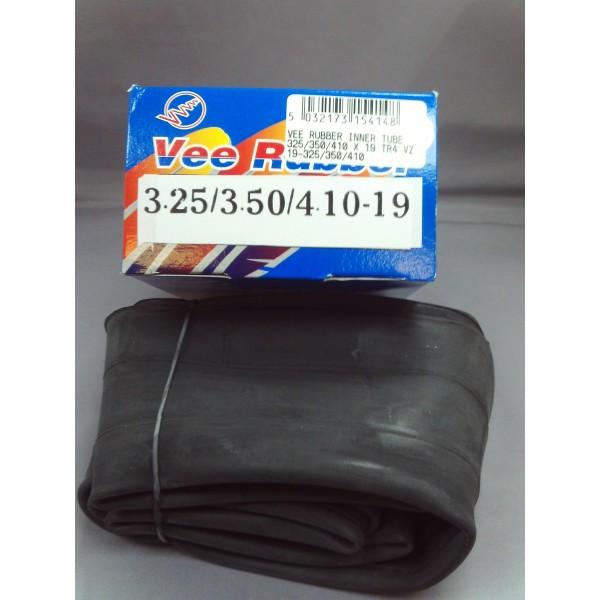 Vee Rubber Inner Tube 325/350/410 X 19 (TR4)