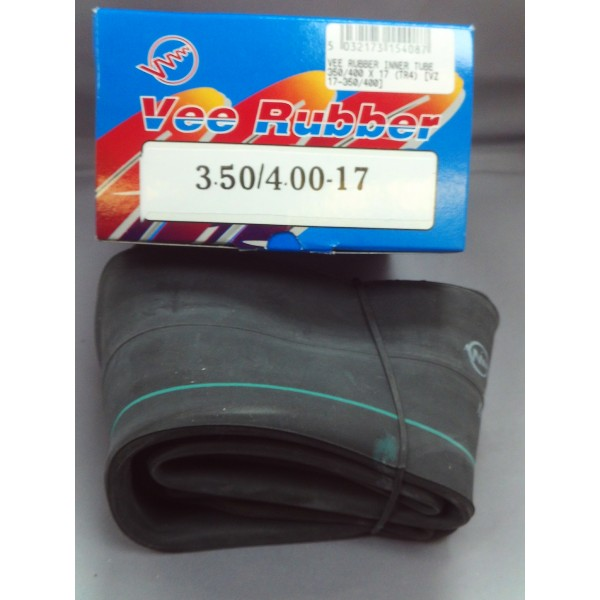 Vee Rubber Inner Tube 350/400 X 17 (TR4)