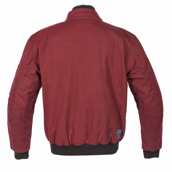 Spada Textile Jacket Happy Jack Red
