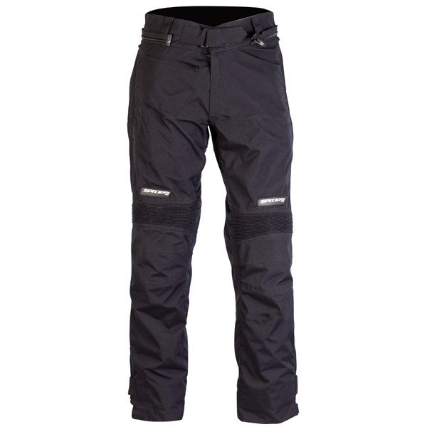 Spada Seventy3 Euro Textile Trousers - Black