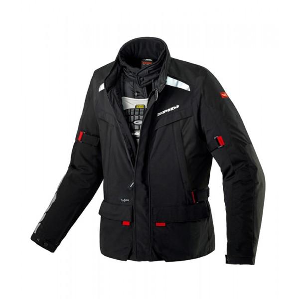 Spidi H2OUT Super Hydro WP Jacket-Black
