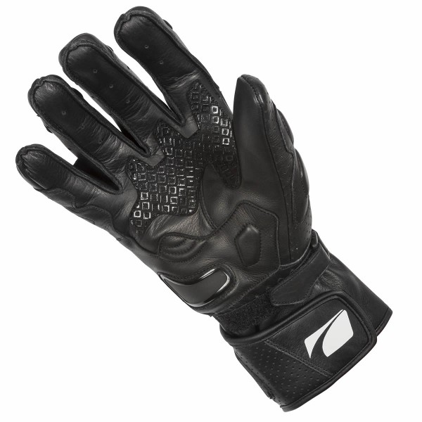 Spada Covert Leather Gloves - Black
