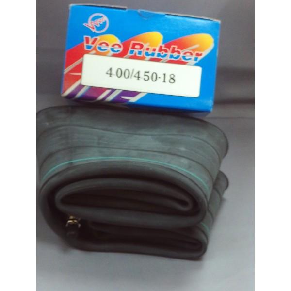 Vee Rubber Inner Tube 400/450/475 X 18 (TR6)
