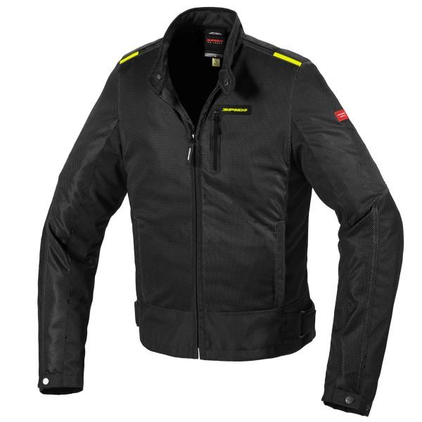 Spidi IT Solar Net CE Jacket Fluo Yellow Special Order