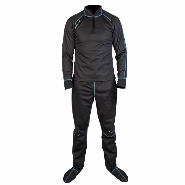Spada Chill Factor2 Long Sleeve Shirt - Black