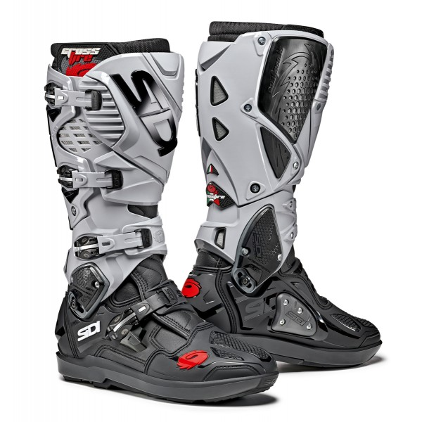 Sidi Crossfire 2 SRS Black/Black/Grey CE