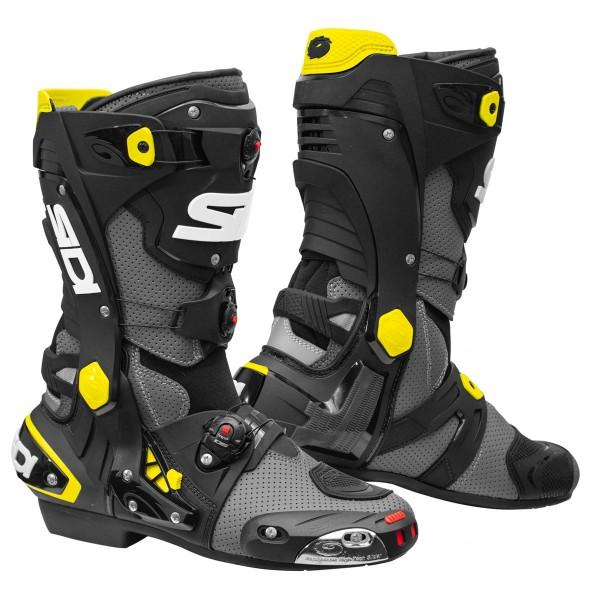 Sidi Rex Grey/Black/Yellow CE