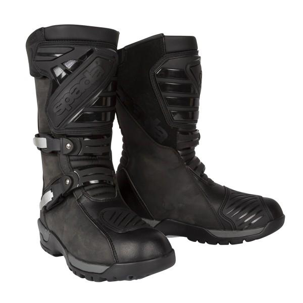 Spada Raider Waterproof Boots - Black