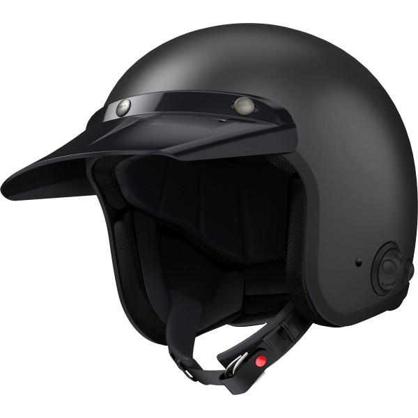 Sena Savage Bluetooth Helmet Mat Black