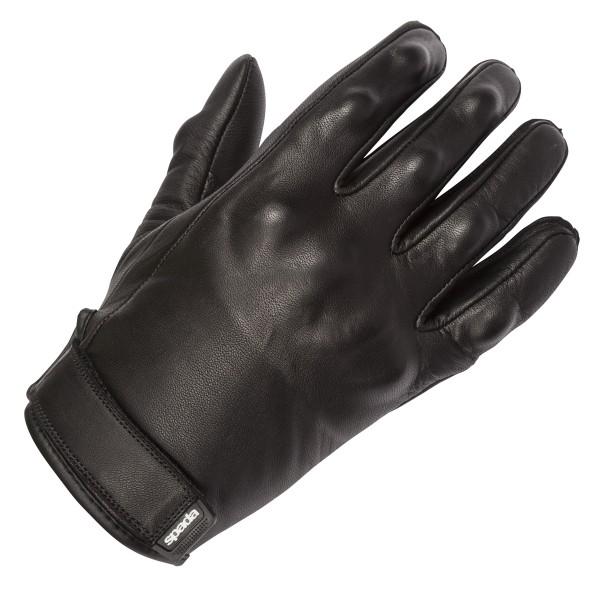 Spada Wyatt Leather Gloves - Black