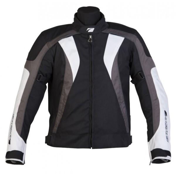 Spada RPM Textile Jacket - Black/Grey