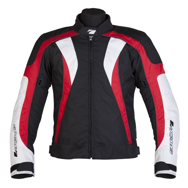 Spada Textile Jacket RPM Black/Red